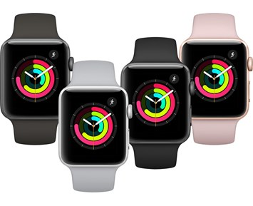 Apple Watch S3 42mm Gray/Gray