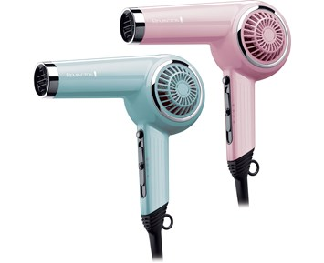 Remington Retro Dry Bombshell Blue BlD4110OB