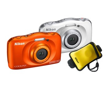 Nikon COOLPIX W150 Orange Holiday kit