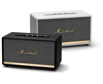 Marshall Acton II BT - Black - Kompakt och tuff högtalare med mycket ... 056081ff86237