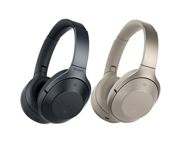 Sony MDR-1000X - Beige
