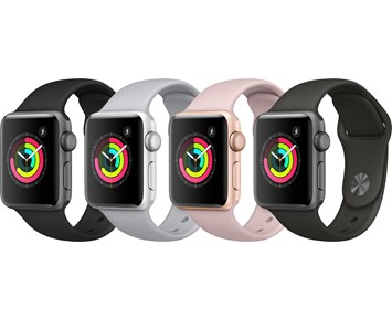 Apple Watch S3 38mm Gold/Pink