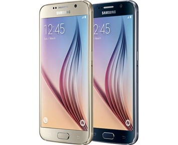Samsung Galaxy S6 Black Flat 32 GB