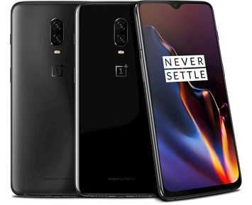 OnePlus 6T 8GB+128GB Midnight Black