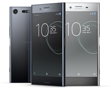 sony xperia xz1 compact black vattent t sony smartphone. Black Bedroom Furniture Sets. Home Design Ideas