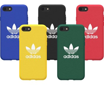 Adidas Adicolor Moulded Snap Case Red iPhone 6/6s/7/8