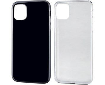 Andersson Soft Case Black for iPhone 11