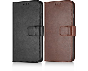 Andersson Premium Wallet Case Black for iPhone 7/8
