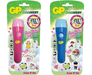 Others GP Discovery Fun Torch Pink