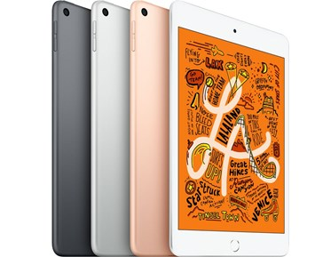 Apple iPad mini Wi-Fi 256GB Silver 2019