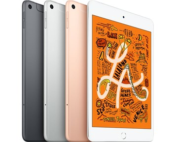 Apple iPad mini Wi-Fi + Cellular 256GB Silver 2019