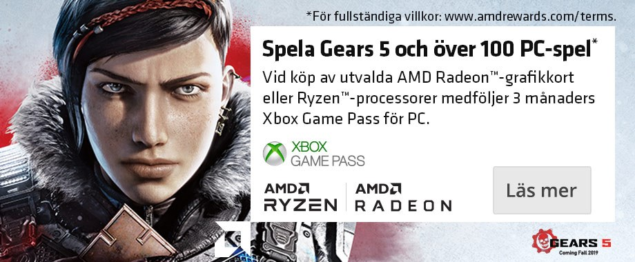 AMD Xbox Game Pass PC