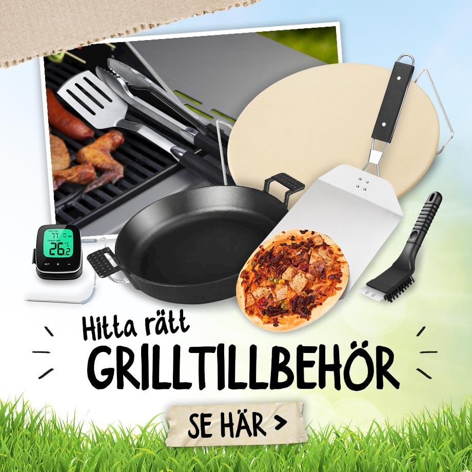 Hitt rätt grilltillbehör