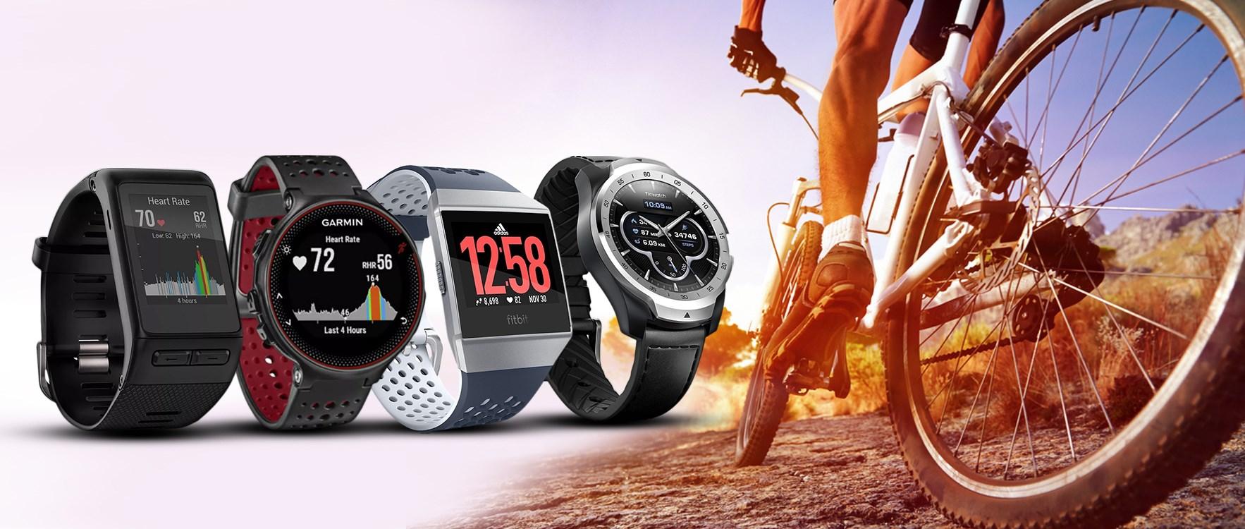 Träningsklocka - multisportklocka - pulsklocka med smartwatch