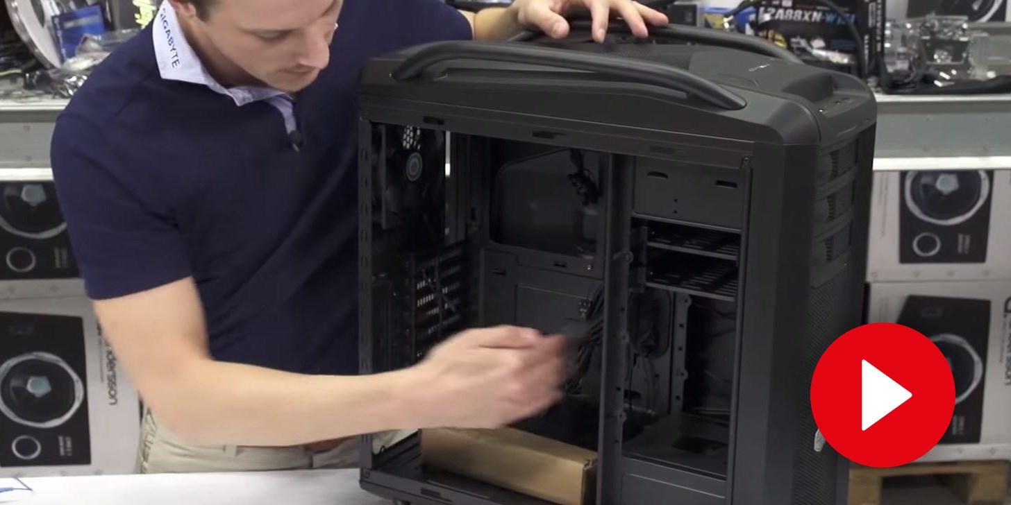 Bygg din egen dator - Chassit