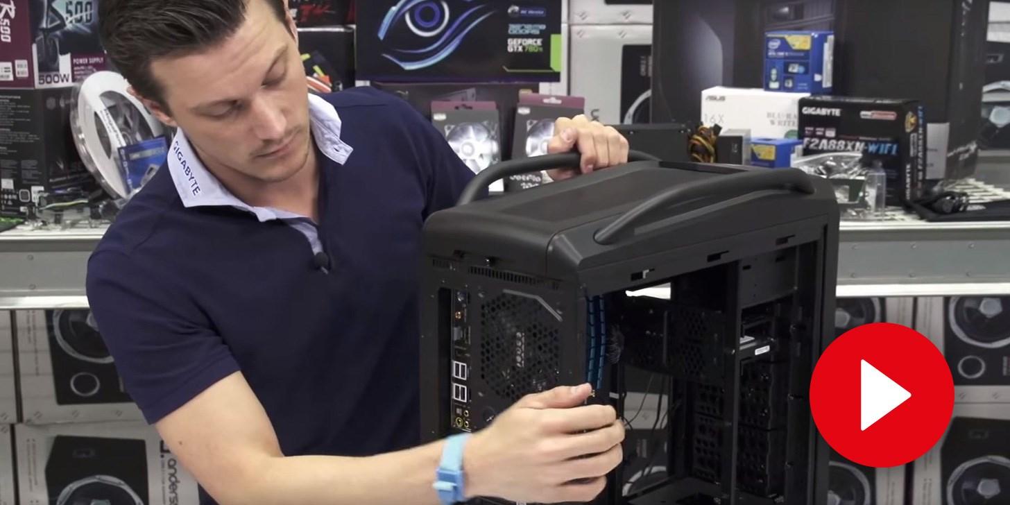 Bygg din egen dator - Vattenkylning