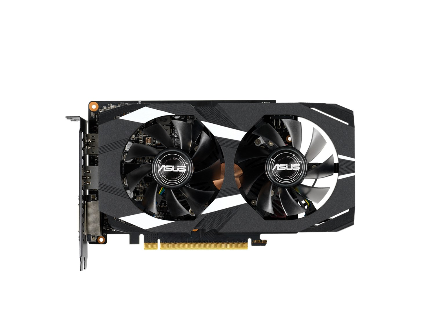 ASUS GeForce GTX 1660 Ti DUAL 6 GB