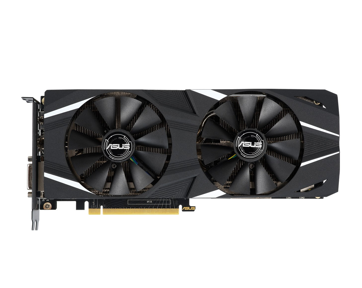 ASUS GeForce RTX 2060 DUAL 6 GB