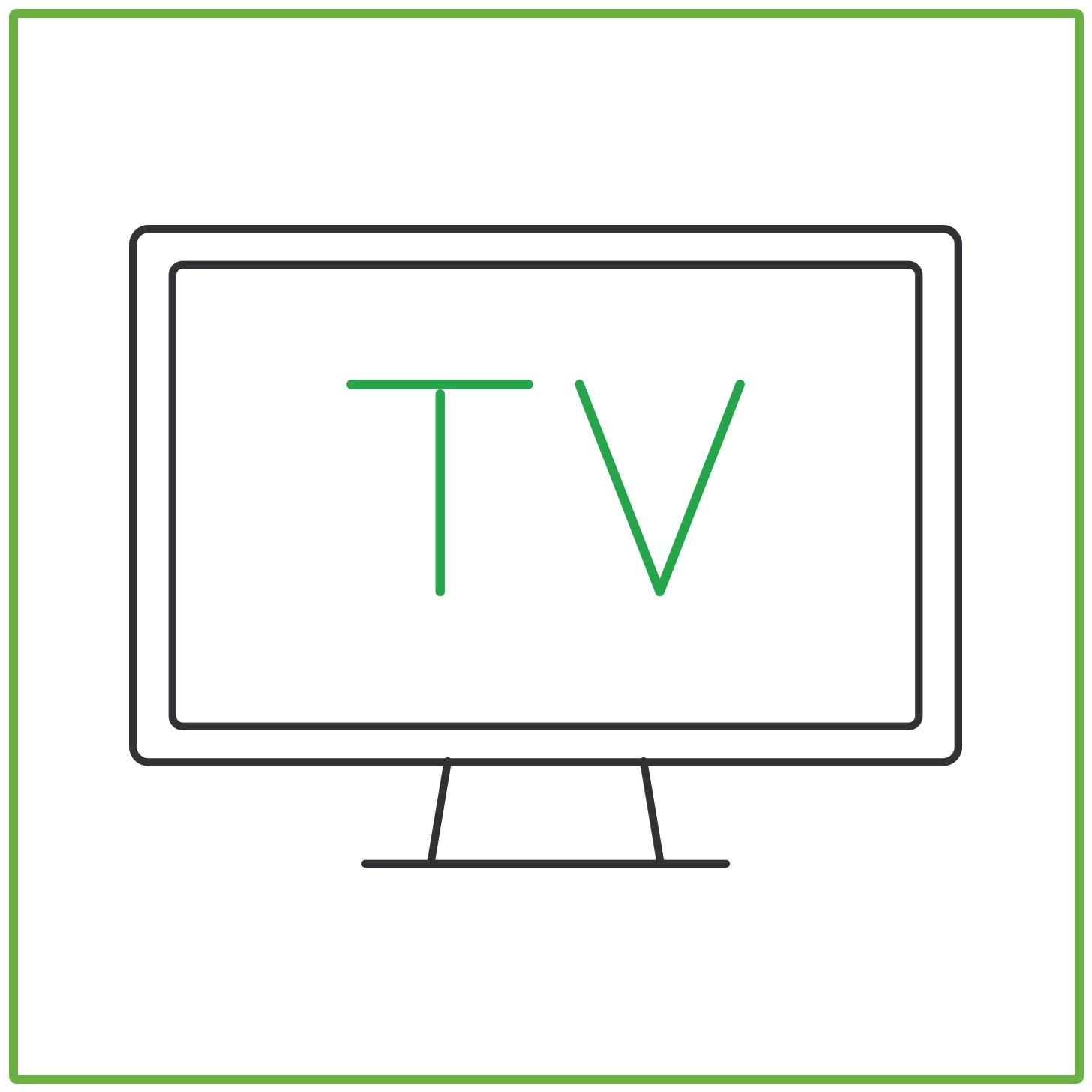Installation av TV