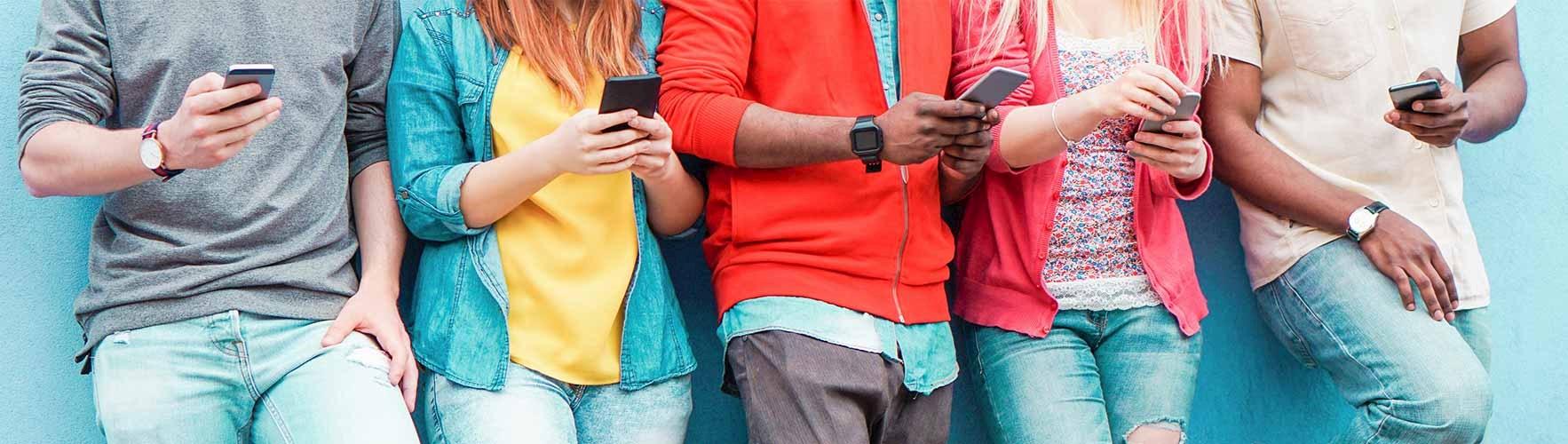 Vi hjälper dig välja rätt mobilabonnemang