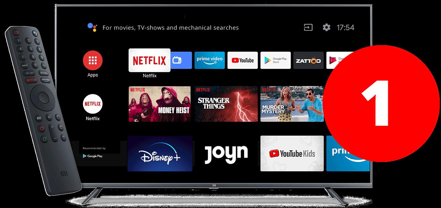 Hvordan fungerer Smart-TV?