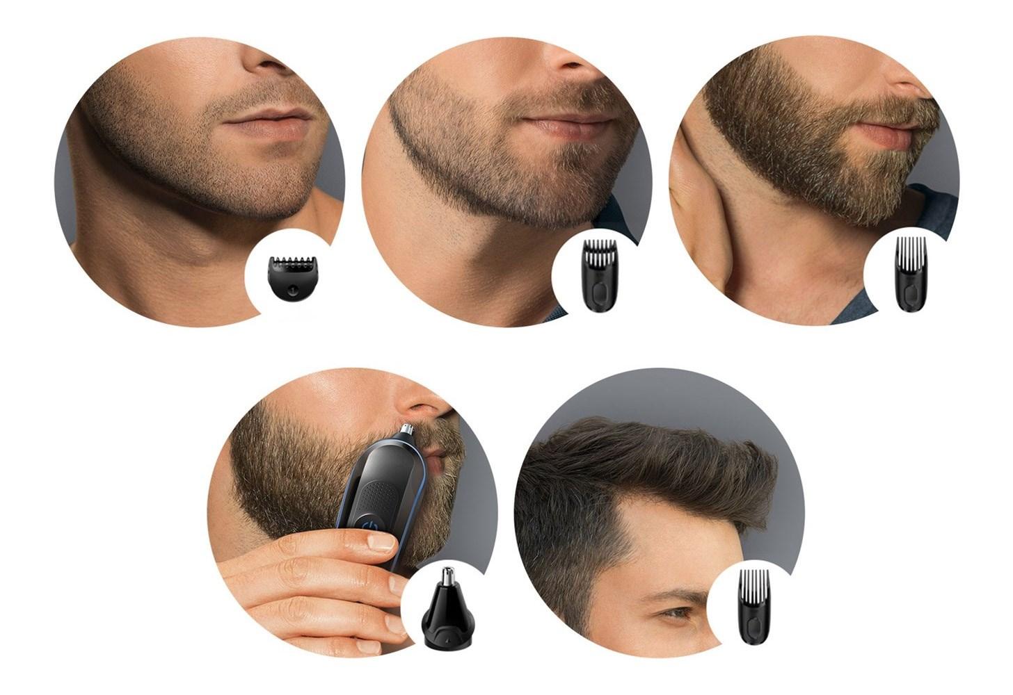 rakapparat trimma skägg