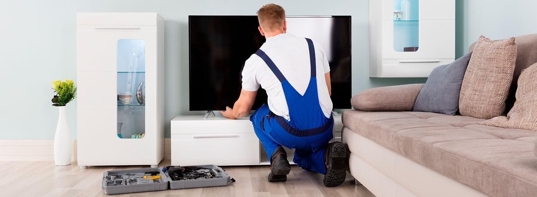 Placering av TV