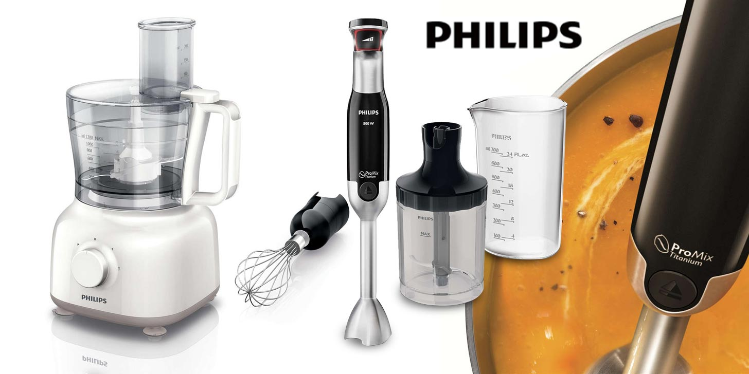 philips, matlagning, blender, juicer