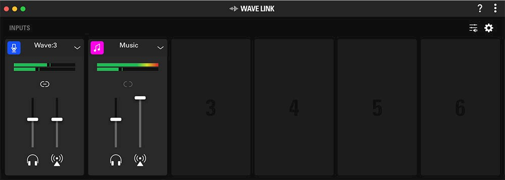 Wave Link – ditt digitala mixerbord
