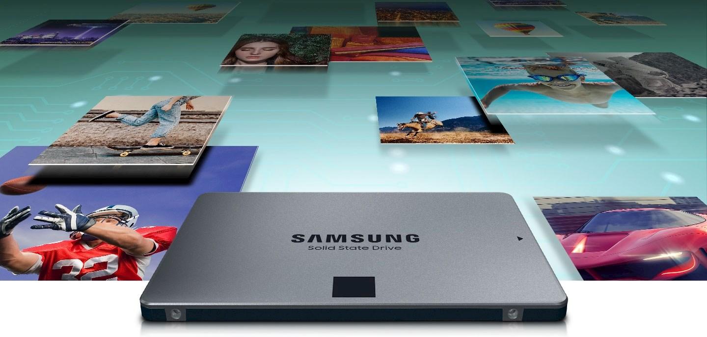 Samsung QVO 870