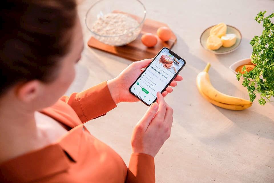 Med på kjøpet får du Philips' NutriU-app og oppskriftshefte.
