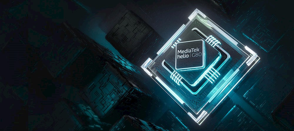 MediaTek Helio G80-prosessor