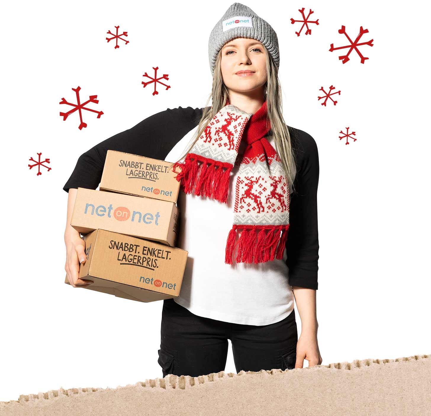 Handla nu - leverans innan jul