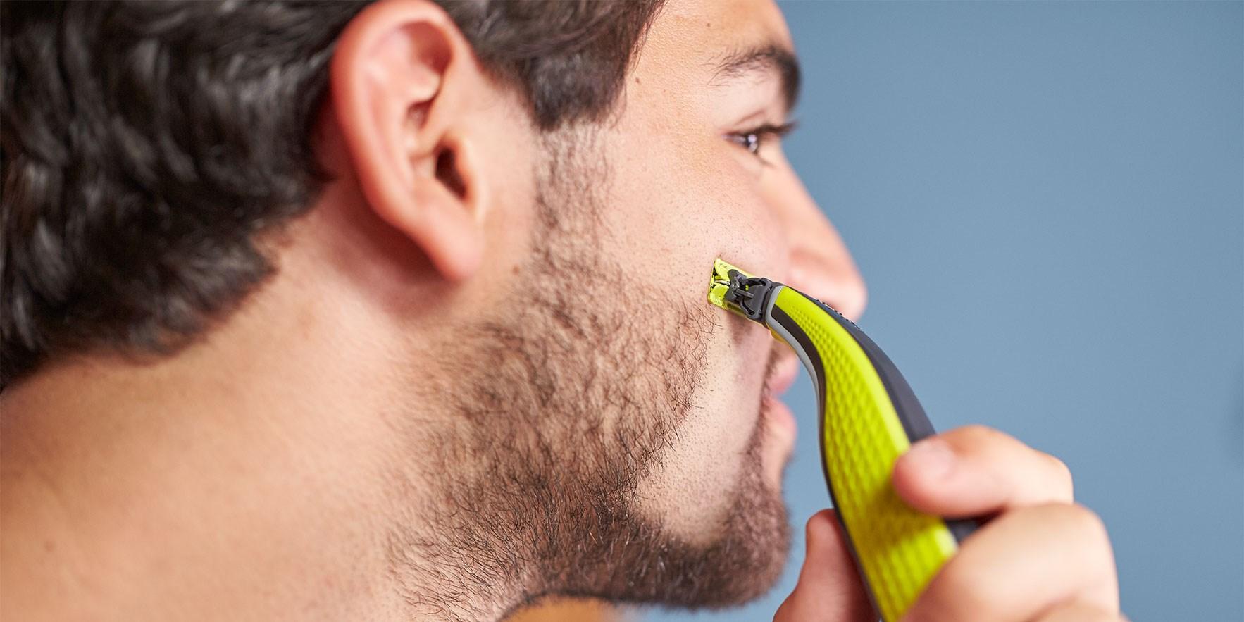 Philips Oneblade - trimma, styla och raka skonsammare