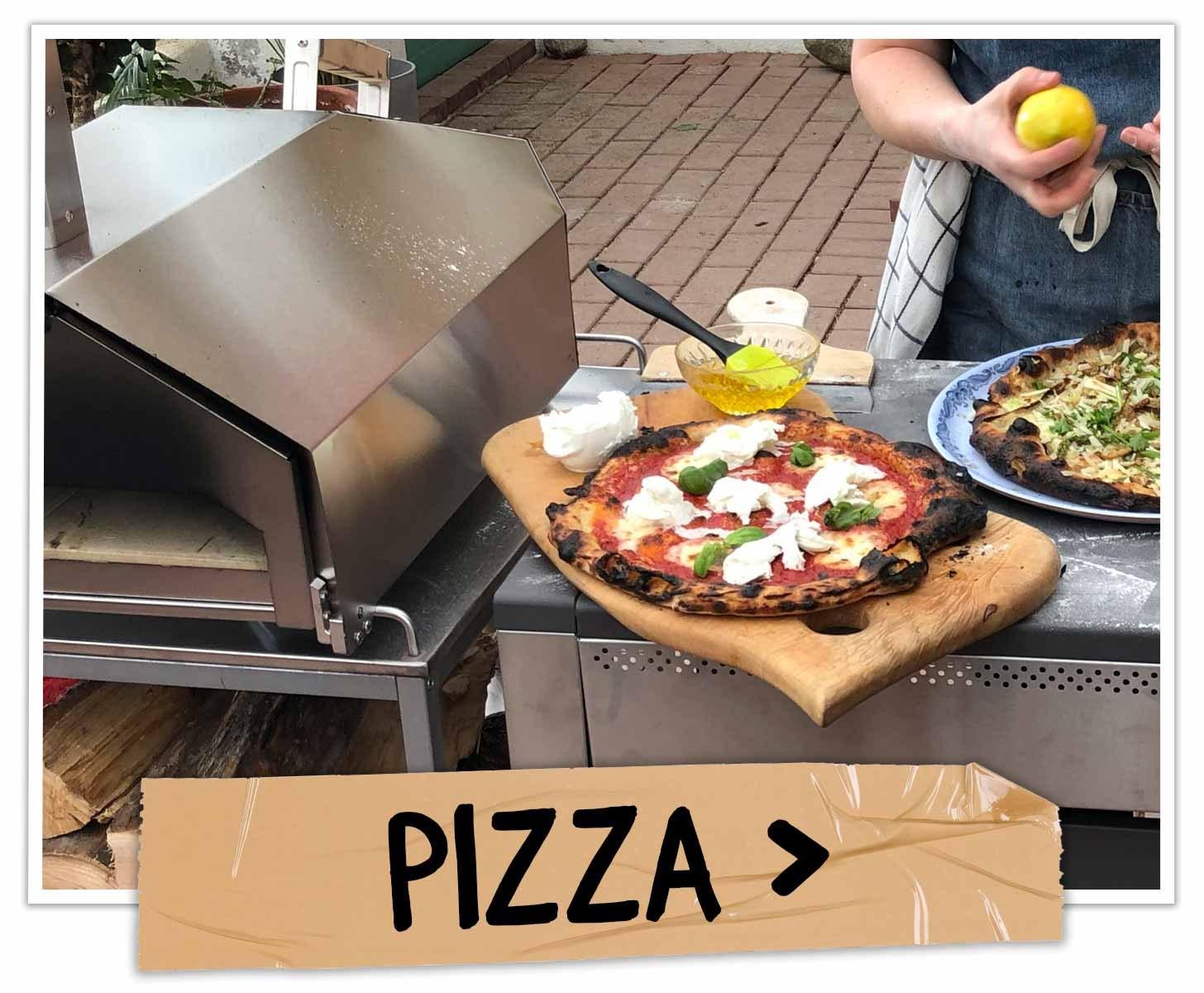 netonnet allt om pizza på grillen