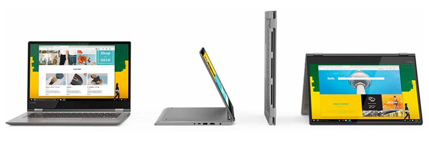2-in-1 dator - Lenovo YOGA 530-14IKB (81EK00TEMX)