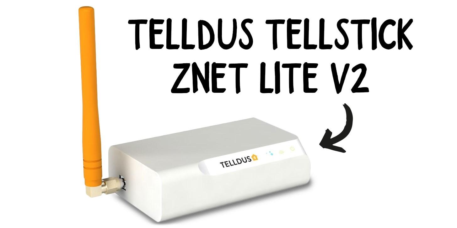 Telldus TellStick Znet Lite V2