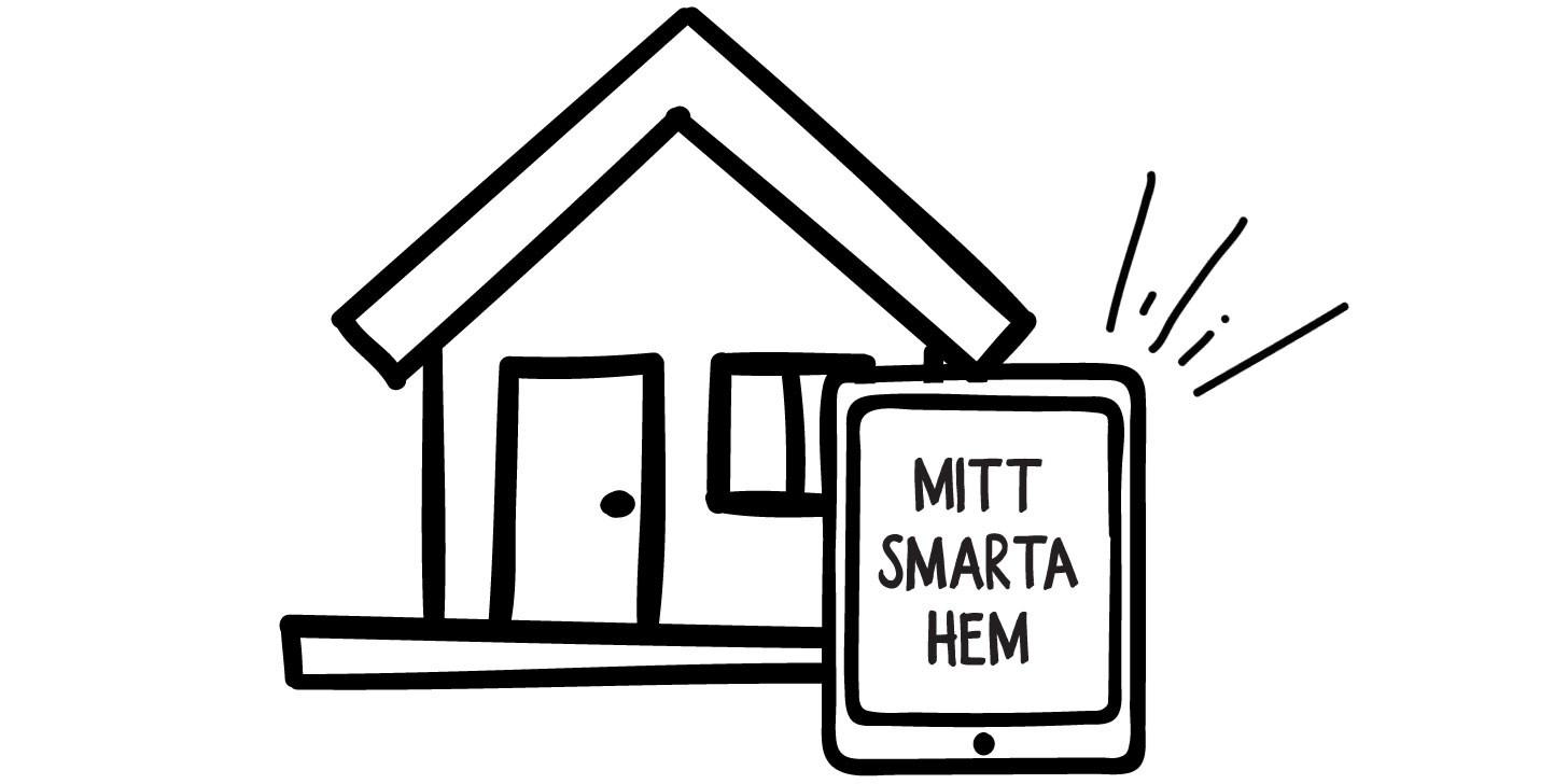 """Vad innebär """"Smarta hem""""?"""