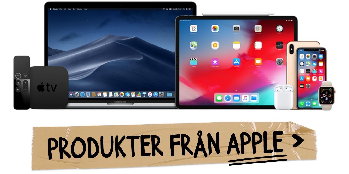 Produkter från Apple