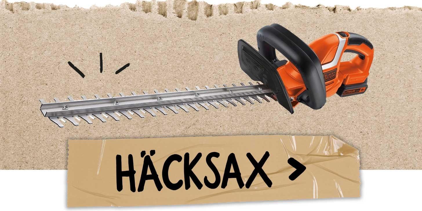 Häcksax