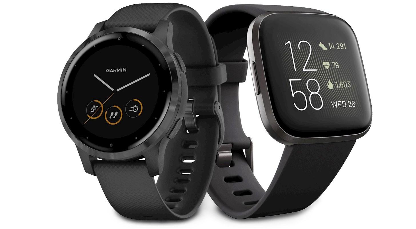 Aktivitetsarmband, pulsklocka och smartwatch