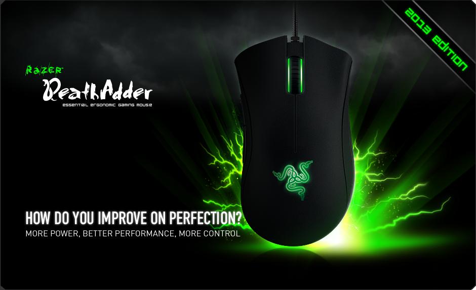 Razer DeathAdder 2013 edition