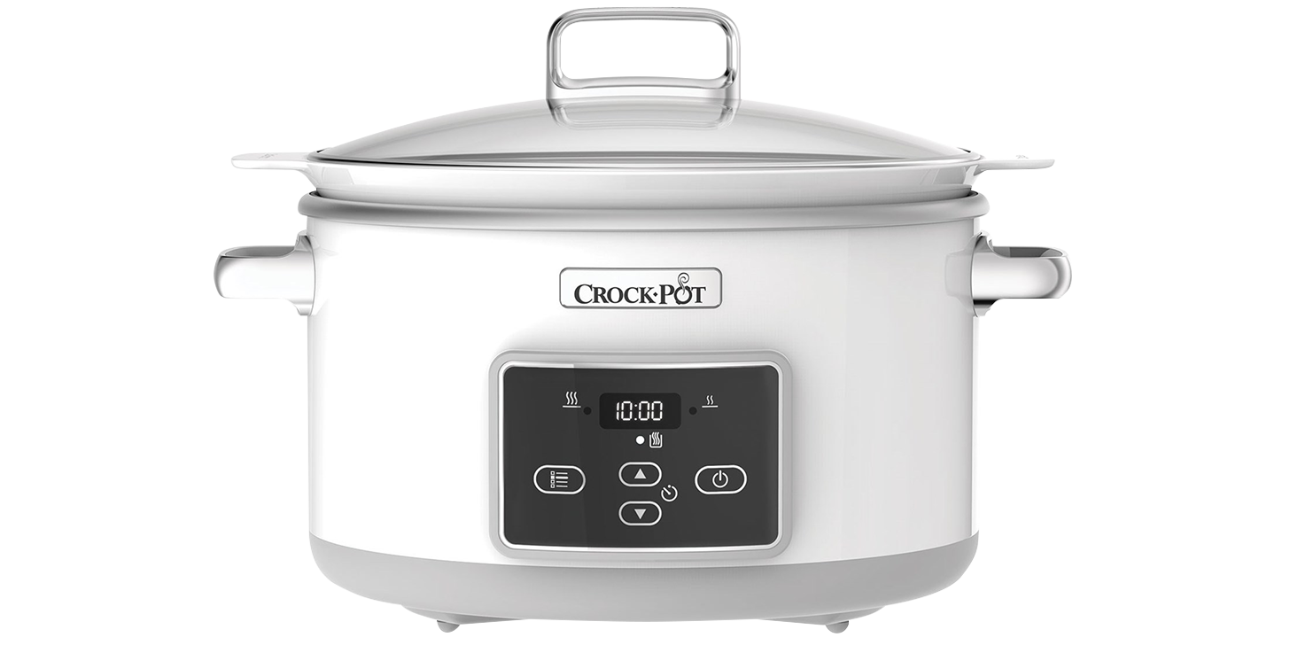 Crock-Pot DuraCeramic 5.0L