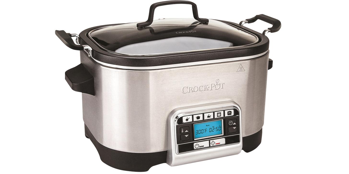 Crock-Pot 5,6L Timer, multicook