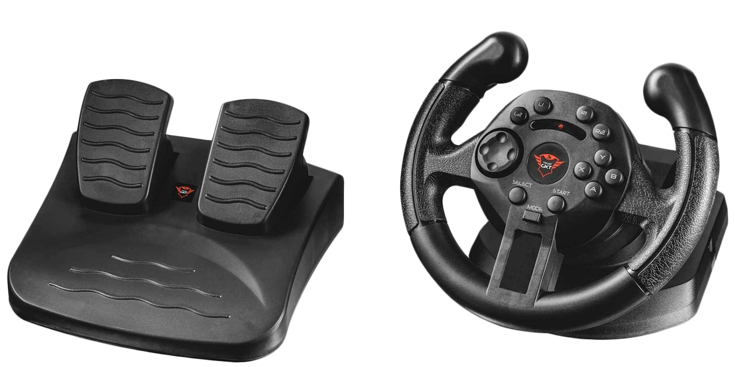 Trust GXT 570 Vibration Racing Wheel