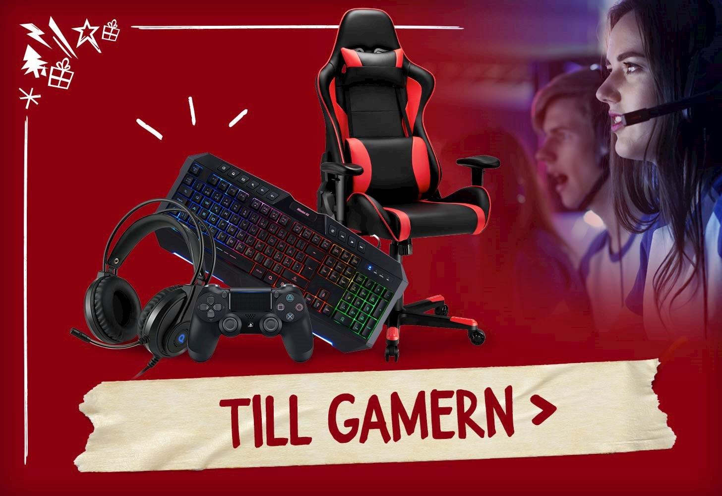 Julklappstips till gamern