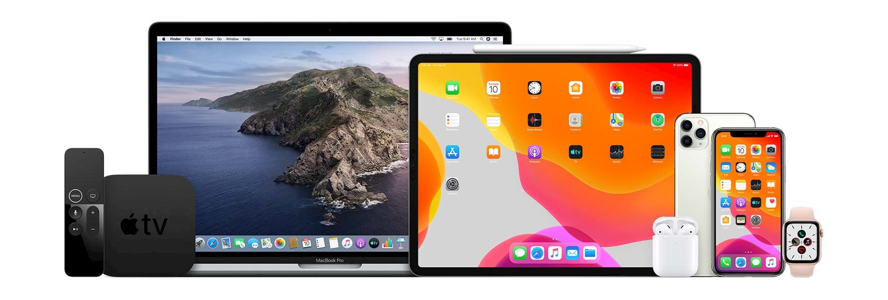 Vi har Apple-produkterna för dig